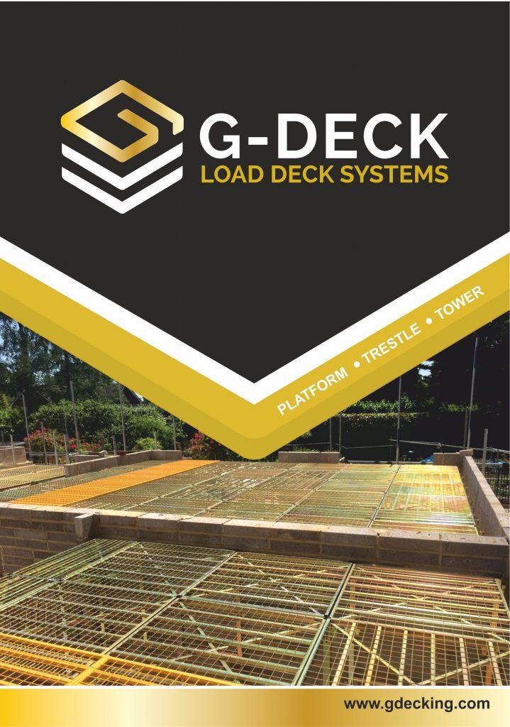 easy deck scaffold